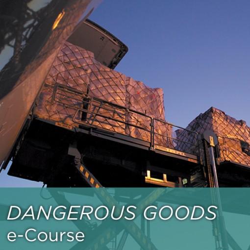 Dangerous Goods e-course