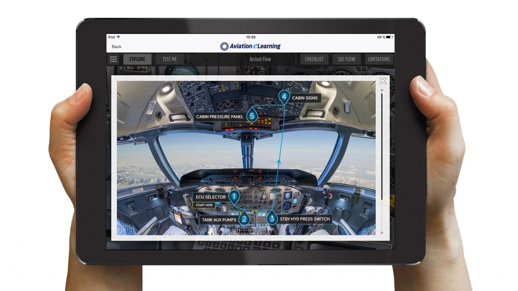 Aviation eLearning develops iPad based training solution for Air Greenland