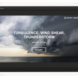 Turbulence, Wind shear and Thunderstorm