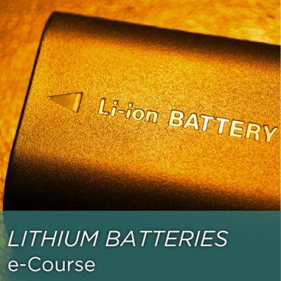Lithium Batteries in Aviation