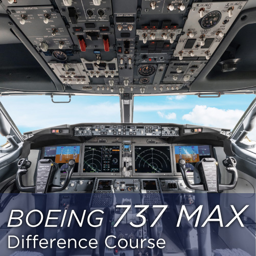 Boeing 737 MAX Difference Course