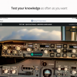 Boeing 737NG Quick Actions iPad 3