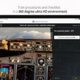 Boeing 737NG Quick Actions iPad 5
